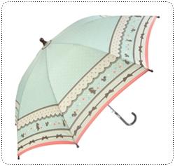 子供傘おしゃれ送料無料緑.jpg