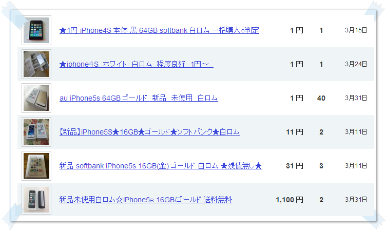 iphone白ロムオークション落札結果.png